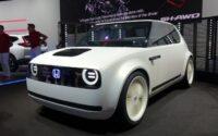 2022 Honda Urban EV Exterior