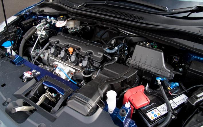2022 Honda Vezel Engine