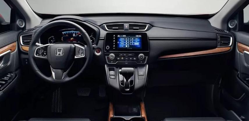 2022 Honda Vezel Interior